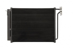 Air Conditioner Condenser for BMW 64536930039 64509169789